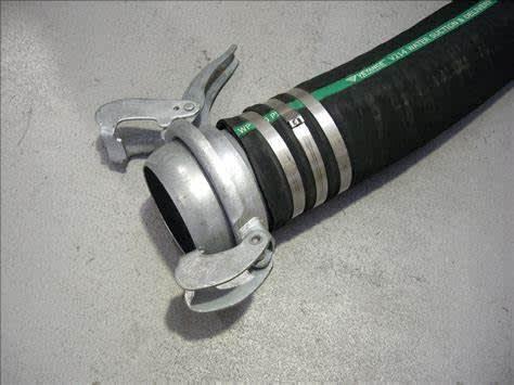 Rigid hose 100mm - 6m