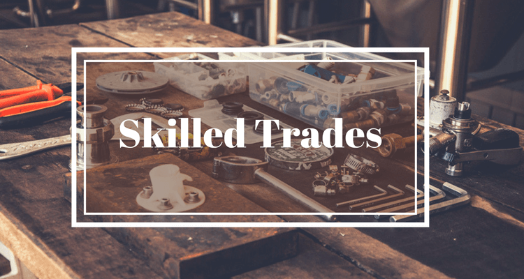 Skilled Trades