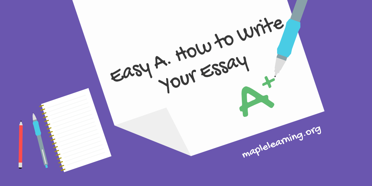 easy things to write an essay on