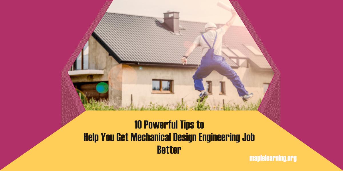 Engineering job tips