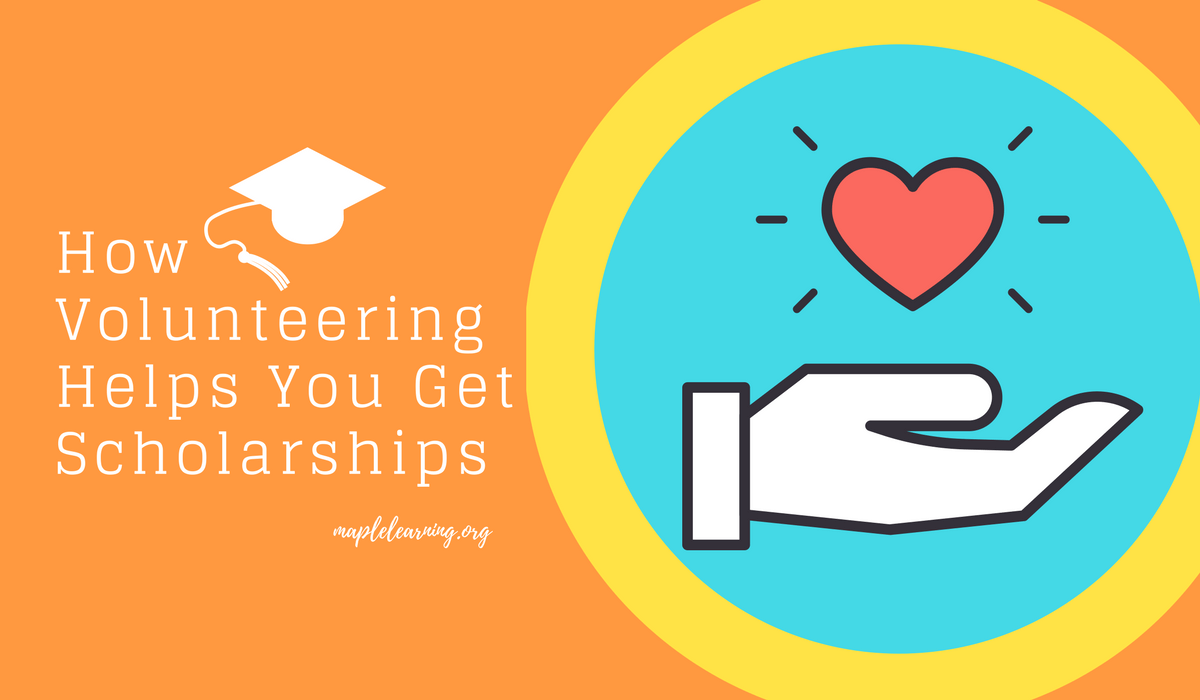 volunteering scholarhips
