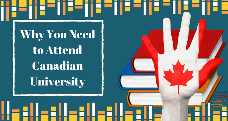 attending Canadian university