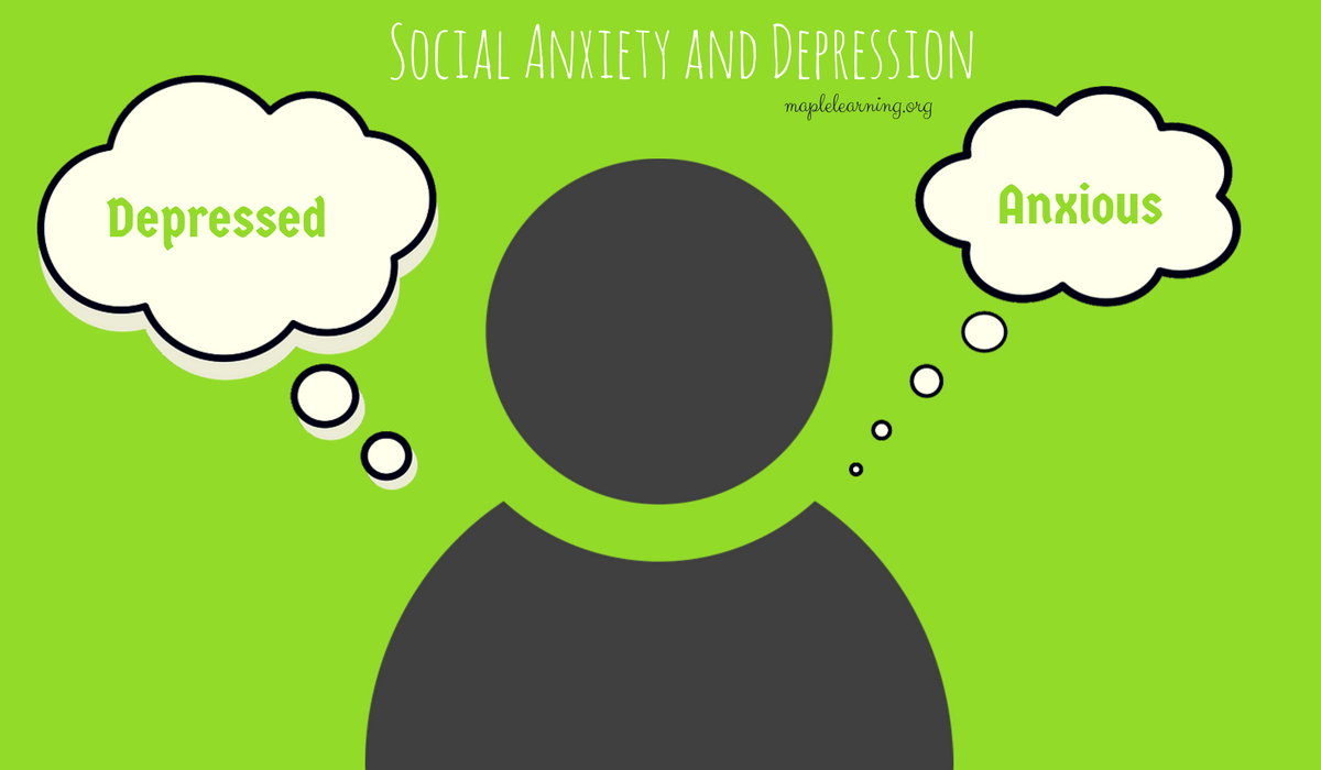 Social anxiety and depression