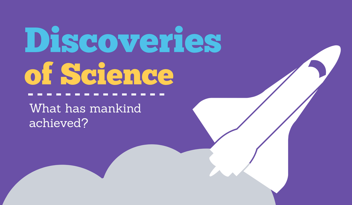Discoveries of science