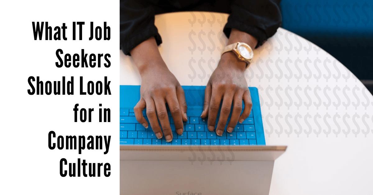 IT Job Seekers