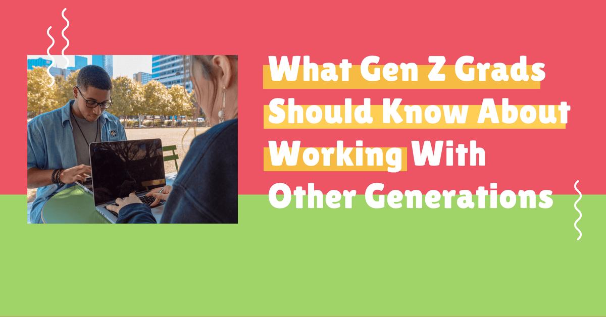 Gen Z Grads