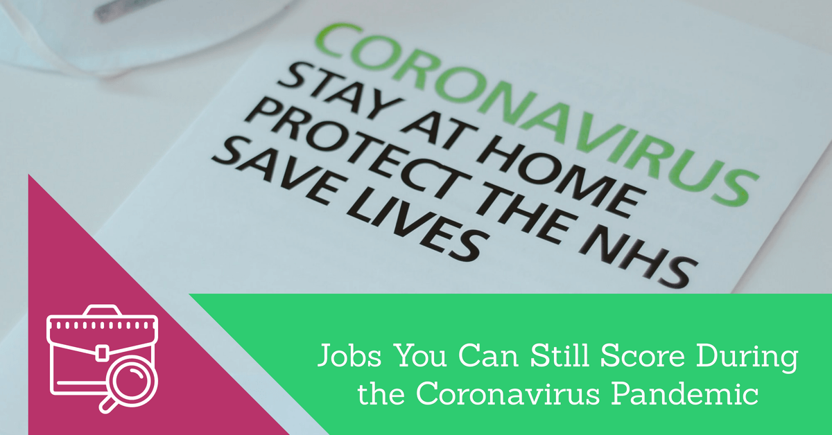 Career tips during Coronavirus pandemic