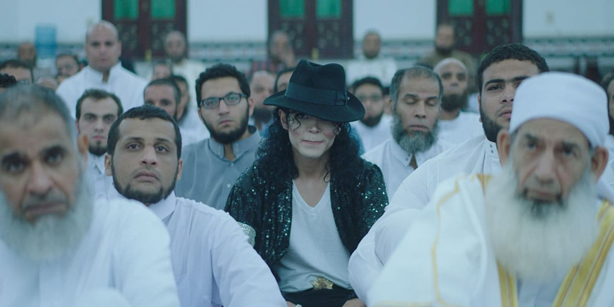 "Amr Salama talks about ""Sheikh Jackson – Episode 319"