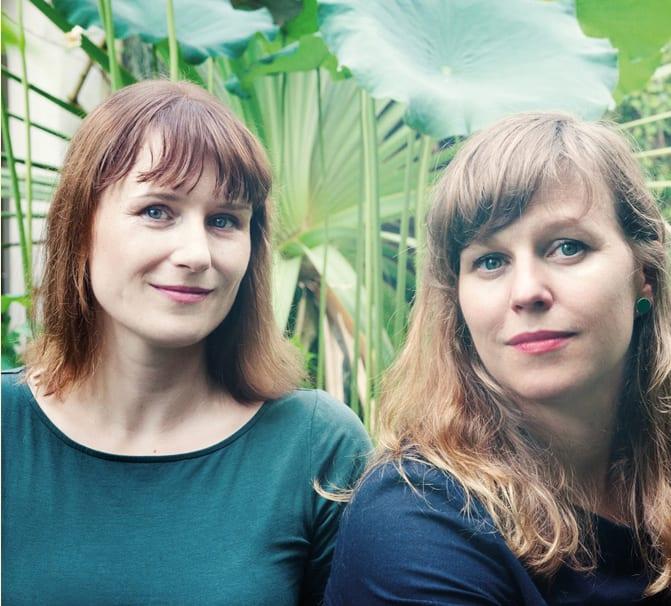 Ylva and Hilda