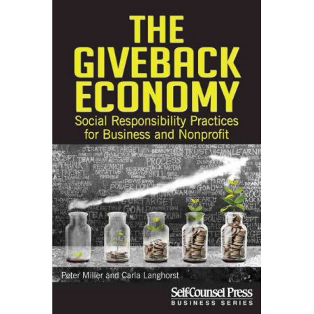 "Carla Langhorst and Peter Miller – ""The Giveback Economy"" – Episode 353"