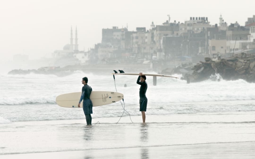 Gaza Surf Club – TIFF 2016 – Episode 215