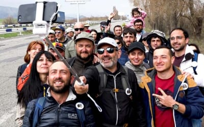 Episode 466 Garin Hovannisian & Serj Tankian