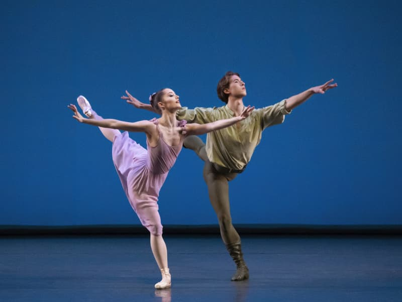 Image for New York City Ballet