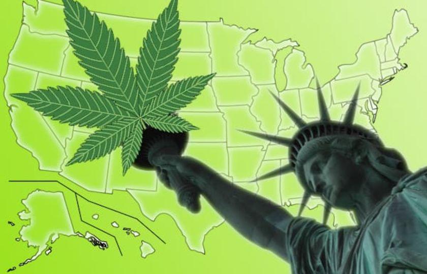 Které americké státy legalizovaly před rokem 2020 technické konopí i CBD produkty a do jaké míry?