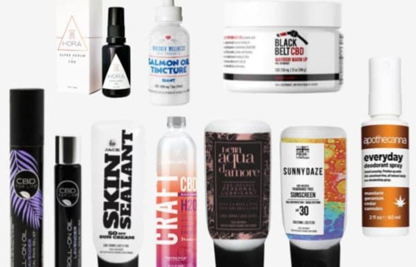 Dostupné typy CBD produktů na americkém trhu