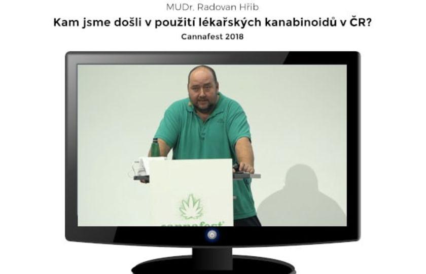 Kam jsme došli v použití lékařských kanabinoidů v ČR? | Radovan Hřib