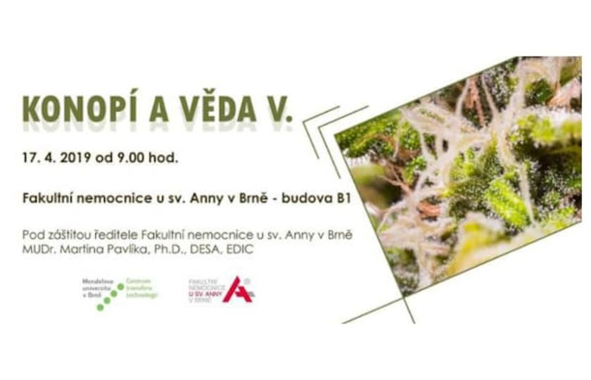 Videokonference Konopí a věda 2019, Mendelova univerzita v Brně