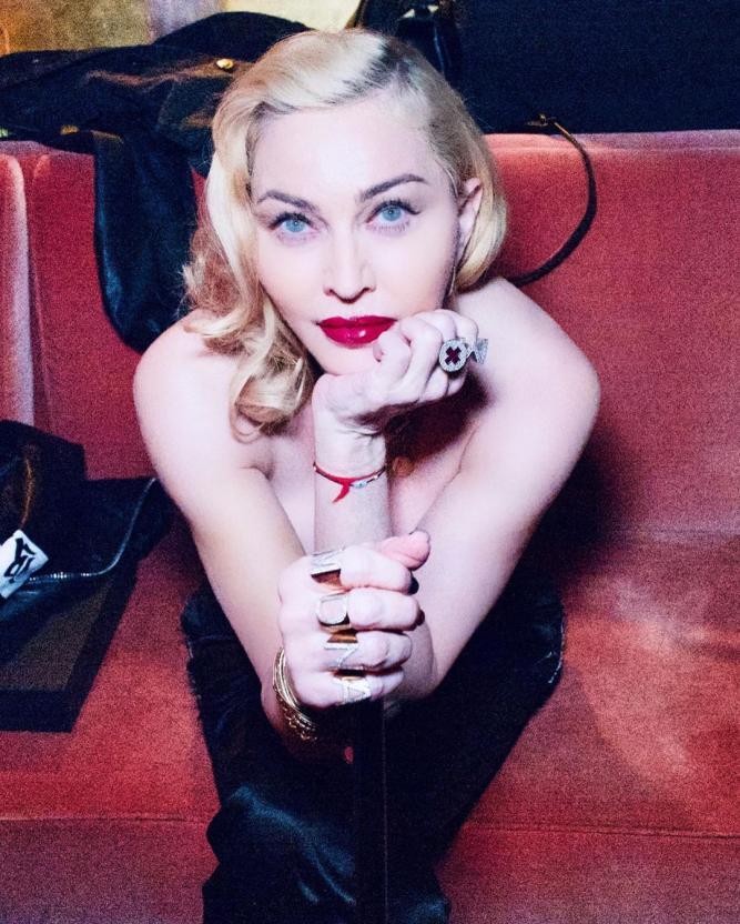 Мадонна рассказала о миллионном долге перед властями России после шоу в Санкт-Петербурге