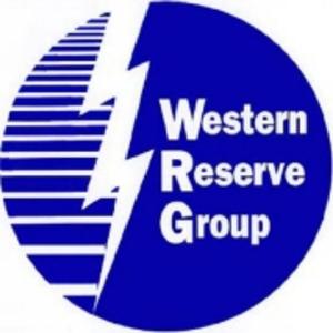 lightning bolt representing Western Reserve Group logo