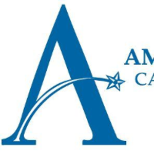 Big A with a star, american access casualty company logo