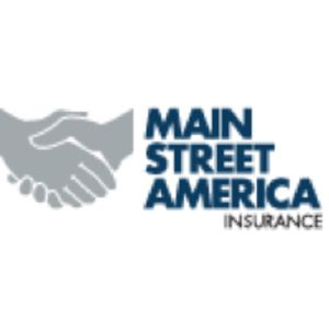Handshake, Main Street America Group (MSA Group) logo