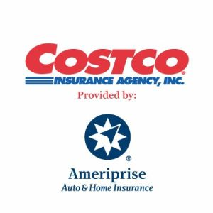 ameriprise auto & home insurance (costco) logo