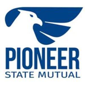 Phoenix wing, Pioneer State Mutual logo