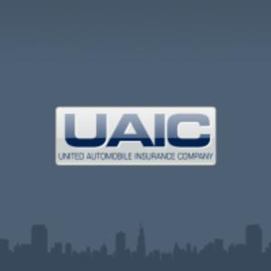 united automobile insurance company (uaic) logo