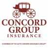 The historic Concord coach represents strength, stability, and performance.