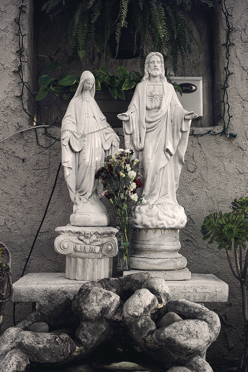 """""""Mary gives us the greatest example of living our spiritual marriage with God."""""""