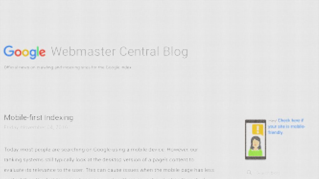 Google Mobile First – Hur gör jag? Vi hjälper dig!