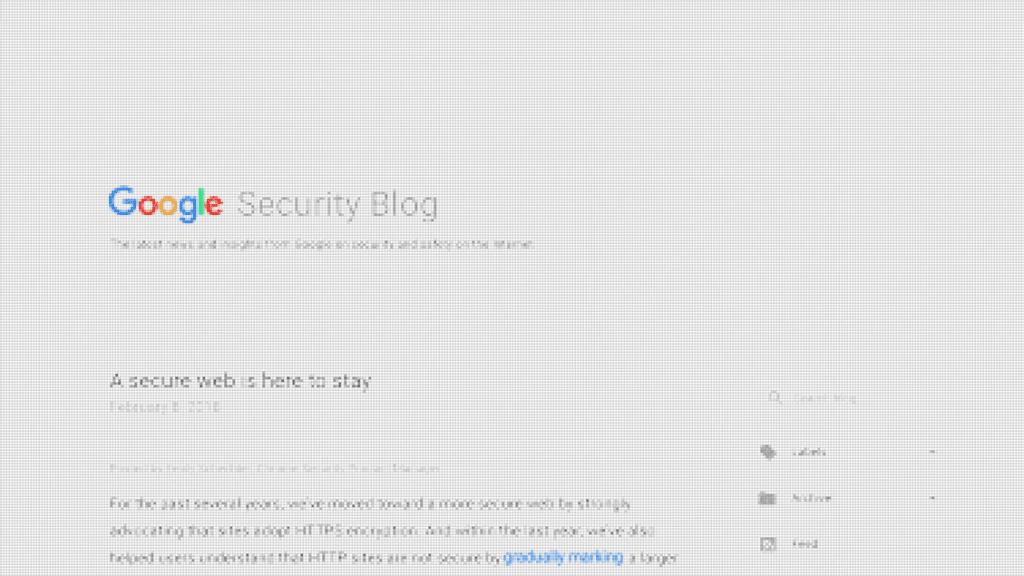 HTTPS Vi hjälper dig
