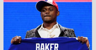 Deandre Baker-New York Giants-NFL Draft
