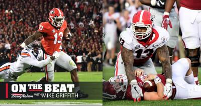 Georgia football-NFL Draft
