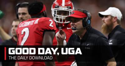 Georgia football-defensive coordinator-Kirby Smart