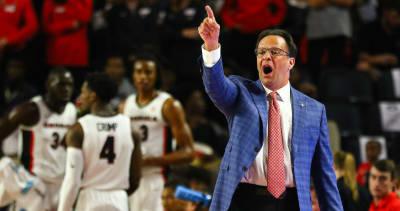 Georgia basketball-Christian Brown-commitment