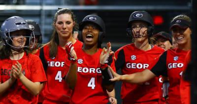 Georgia softball-UGA-NCAA Tournament