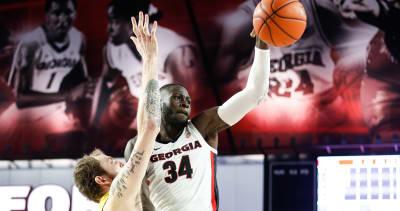 Georgia basketball-Georgia Bulldogs look to bounce back versus Vanderbilt-Georgia Bulldogs-Commodores