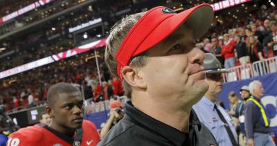 UGA-Kirby Smart-Georgia-Georgia football-Georgia Bulldogs-Alabama-Alabama football-Alabama Crimson Tide-SEC Championship