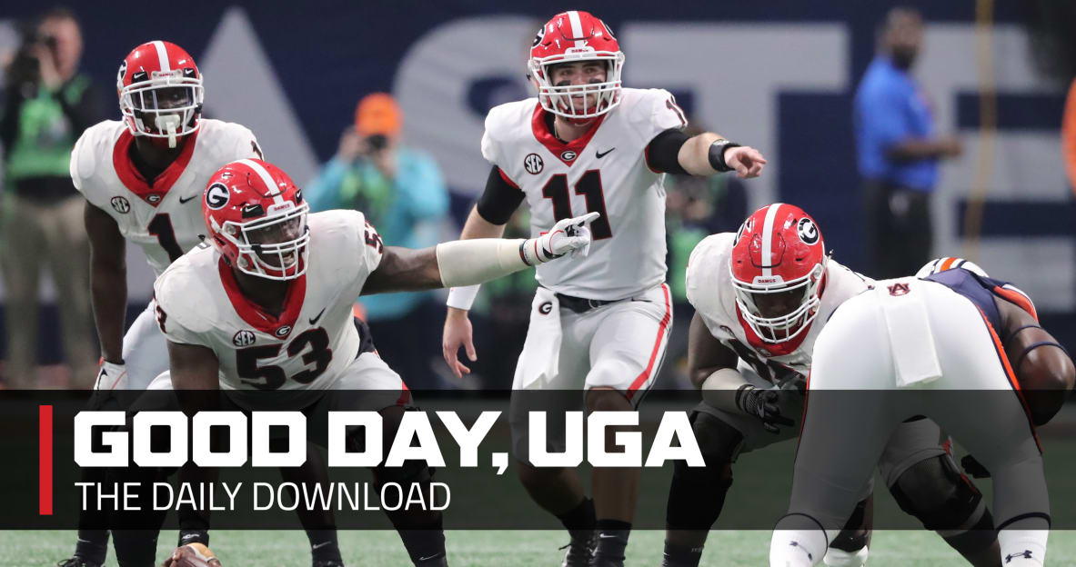 A Quick Look At Georgia S Projected 2018 Post Spring Depth Chart