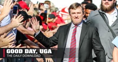 Georgia football-Kirby Smart-Justin Fields-Transfer portal