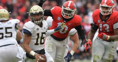 Georgia football-Spring Preview-Georgia goes big in pursuit of defensive ends-Georgia Bulldogs