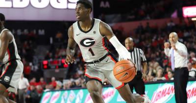 Georgia basketball-UGA-Teshaun Hightower