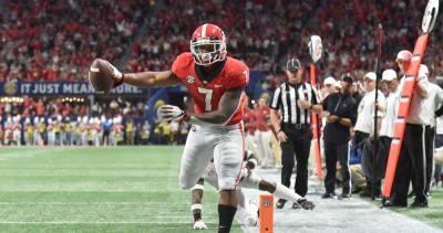 Georgia football-Dandre Swift-ESPN