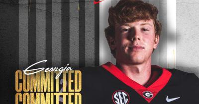 Georgia football-Brock Vandagriff-social media