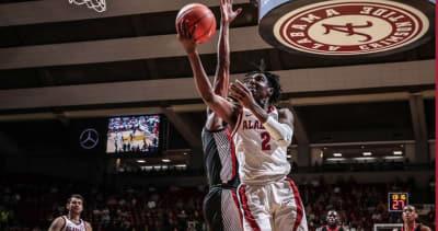 Georgia basketball-UGA-Alabama