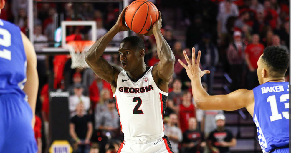 Georgia basketball can't stop Kentucky, falls 69-49