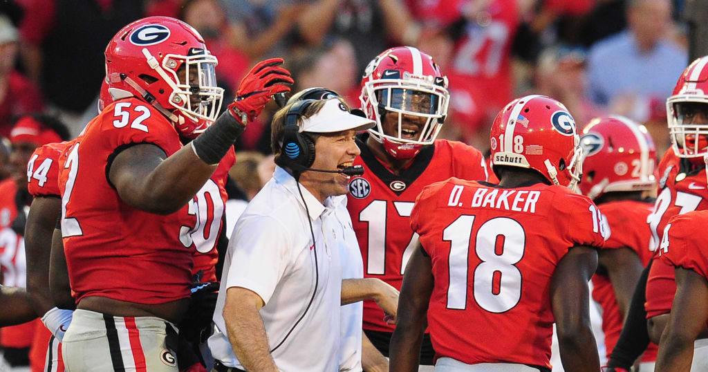 Georgia-Kentucky football: Live updates, score, analysis ...
