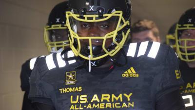 Andrew Thomas-UGA recruiting