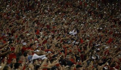Missouri Georgia Football Fan Lights